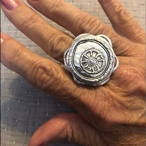 Silpada Legacy Ring - size 9